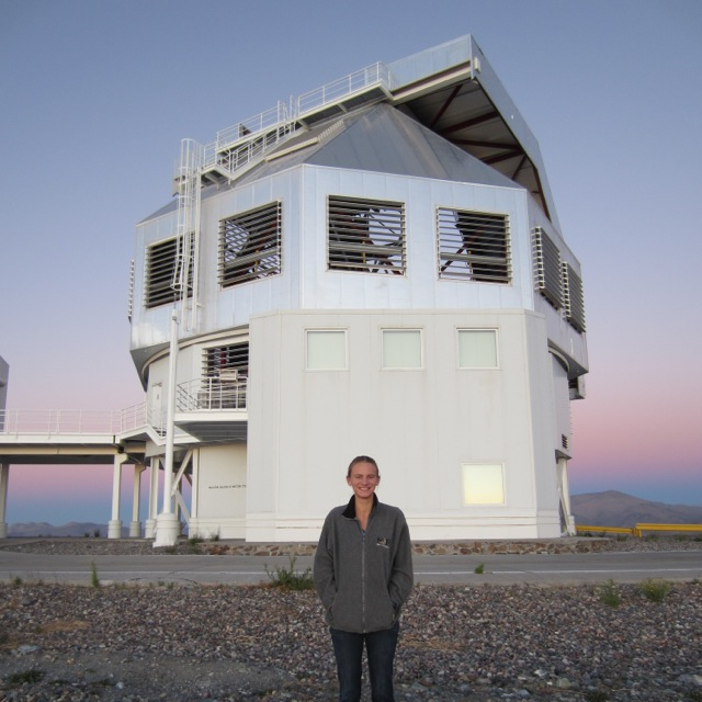 Observing at the Magellan Telescopes.